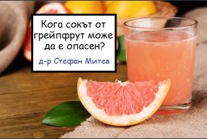опасно взаимодействие на грейпфрут и лекарства